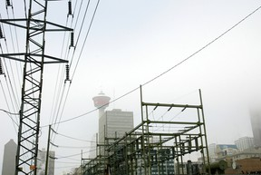 Consumers not on fixed rates paid zero for electricity between the hours of 2 a.m. and 5 a.m. Monday as the province experienced a surplus supply of power.