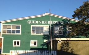 Quidi Vidi brewery, located in a picturesque fishing village east of St. John's. Go for the beer -- and the scenery.