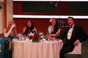 Heather, Sabrina, Ned and Jon were treated to a night of Big Brother Canada awards for making it to the final four.