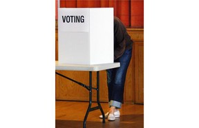 Voting will be done electronically or by telephone, but there will be a limited number of polling stations, including two in Calgary (with phones or computer access).