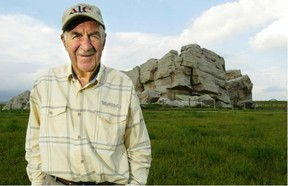 Like the Big Rock erratic outside Okotoks that inspired the brewery's name, Ed McNally leaves an enduring presence on Alberta's business and cultural landscape.