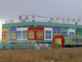 Alberta Children's Hospital as seen on Wednesday, Oct. 26, 2011.
