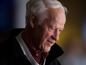 Hockey great Gordie Howe is improving after undergoing stem cell treatment in Mexico, reports son Marty Howe.