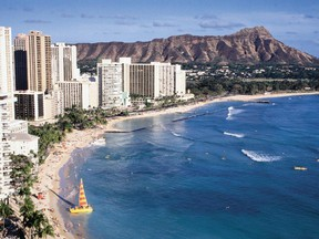 Local economies, just like businesses, often make money selling what's nearby. Hawaii peddles vacations with warm weather attached. Alberta sells oil and gas, says Mark Milke.