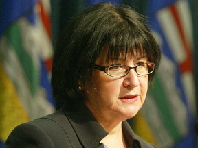 Retiring Calgary-Cross MLA Yvonne Fritz is slated to receive a payout of $873,000.