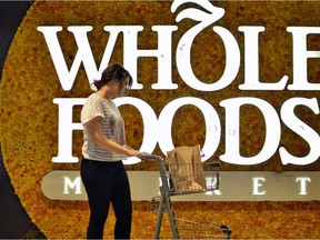 Whole Foods has cancelled its plans to open a store in Calgary. Photo courtesy of Whole Foods.