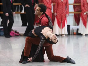 An inside look at the rehearsal of the Alberta Ballet's new production of Carmen by choreographer Yukichi Hattori.