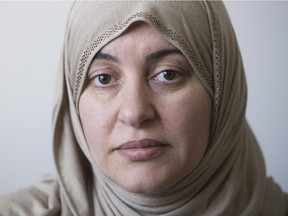 """Rania El-Alloul said the incident in court humiliated her to the point it made her feel """"like an animal."""""""