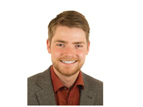 Among the Calgary candidates who spent the least and still won a seat, Brandy Payne in Calgary-Acadia, Michael Connolly in Calgary-Hawkwood (pictured), Brian Malkinson in Calgary-Currie, and Anam Kazim in Calgary-Glenmore were at the top. All had expenditures of less than $1,500.