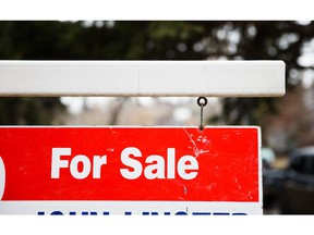 Real estate listing in Calgary.