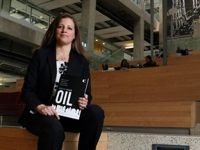 U of C researcher Joule Bergerson contributed to an Oil-Climate Index report that compared GHG emissions from 30 different kinds of crude oil.