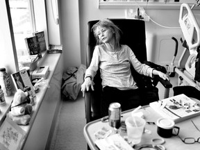 Homeless after years of addiction, Barbi Harris was dying of cancer. Harris spent lots of time in and out of hospitals and couch surfing with friends