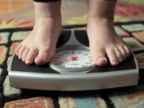 While some Alberta schoolchildren are going hungry, other Albertans are struggling with obesity.
