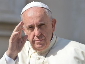 Pope Francis released a papal encyclical calling for governments to act on global warming.