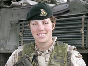 Reader says Canada will remember Capt. Nichola Goddard without needing to build another war memorial.