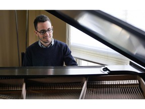 Italian pianist Luca Buratto came  out on top at this year's Honens Piano Festival.