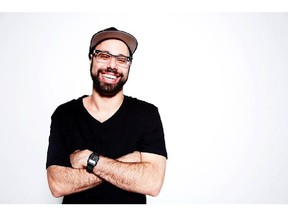 Comedian Dave Merheje appears in Calgary as part of the 2015 YYC Comedy Festival.