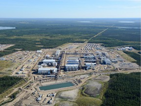 MEG Energy Corp.'s Christina Lake thermal oilsands project.