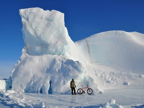 TDA Cycling representatives say the South Pole trip is geared towards the once-in-a-lifetime Mount Everest market.