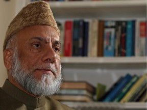 Imam Syed Soharwardy says Muslims need to speak out against terrorism quickly after events occur.
