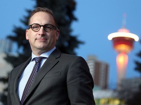 Political fundraiser Barry McNamar is part of a group including former PC/Wildrose MLA Heather Forsyth and Alan Hallman backing the launch of a group called the Alberta Prosperity Fund.