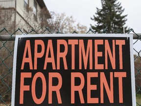 Calgary's vacancy rate has increased in the past year.