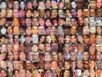 The faces of some of those killed in Calgary since 1990.