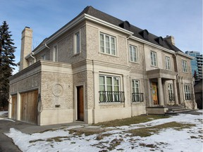 The Province of Alberta spent $6-million to buy this home at 220 Roxboro Rd. S.W. following the 2013 flood. It was photographed on December 3, 2015.