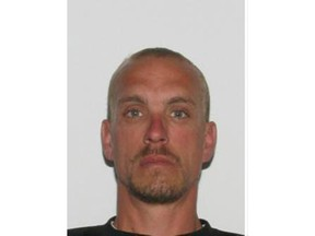 Rory Martin Stevens, 42, was arrested on Canada-wide warrants for manslaughter and robbery in connection with the death of Christopher Stephen Tooley, 33. Police found Tooley dead on Oct. 11 in an alley in the 700 block of 12 Avenue S.W.