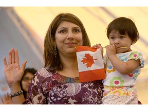 The way immigration will shape the future of Canada is the subject of a year-long investigation by Postmedia's Alia Dharssi.