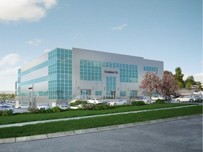 Telsec Property Corp. is leasing Crowfoot 75, its new development at Crowfoot Centre in northwest Calgary.