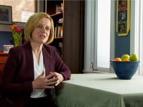 """""""I won't let up. We must get to 'yes' on a pipeline,"""" Premier Rachel Notley said in last week's televised address."""