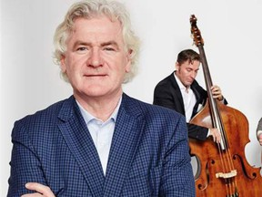 John McDermott performs May 13 at Jack Singer Concert Hall. (Submitted photo)