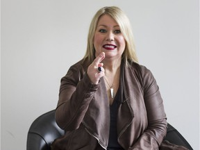 Jann Arden is involved in a campaign to raise awareness of hearing loss.