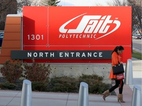 Alberta's auditor general flagged SAIT Polytechnic's policy of allowing former employees access to certain computer systems in his latest report.