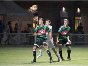Foothills FC lost a heart breaker 3-2 to the Michigan Bucks in the PDL final on Saturday in Michigan.