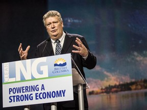 B.C. deputy premier Rich Coleman is confident liquefied natural gas projects proposed in his province will go forward.