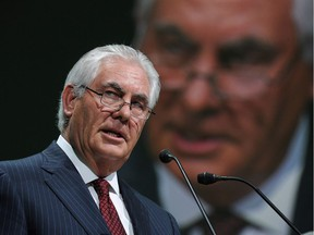 President-elect Donald Trump has tapped ExxonMobil chairman and CEO Rex Tillerson as his secretary of state.