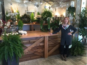 Jaime Gage recently opened a second location of her Fleurish Flower Shop, in Parkdale.