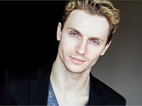 Actor Chad Rook.