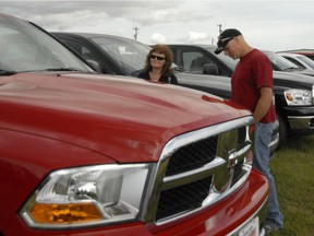 Auto sales in Alberta are expected to rebound in 2017, according to a new Scotiabank report.