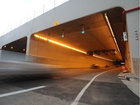 Hundreds of millions of dollars of property taxes were spent on an airport tunnel that a reader says he'll never drive through.