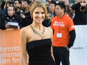 Tricia Helfer was the first supermodel promoted by Calgary's Mode Models.