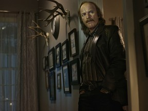 Ewan McGregor as Ray Stussy in Fargo.