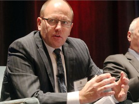 Grant Fagerheim, chief executive of Whitecap Resources Inc., which operates across Western Canada, on October 14, 2015.