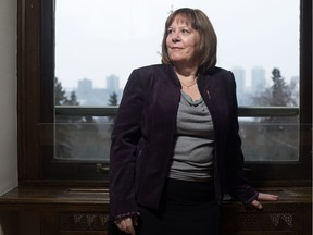 Alberta Energy Minister Marg McCuaig-Boyd has asked Ottawa to revisit bankruptcy laws as the number of orphan wells in Alberta mounts.