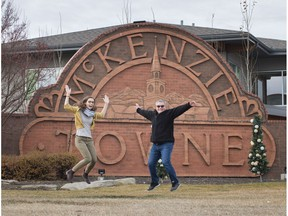 City Hall reporter Annalise Klingbeil and Ward 12 Coun. Shane Keating were enthusiastic hometown tourists on their driving excursion through Calgary's deep south for episode 13 of The Confluence podcast.