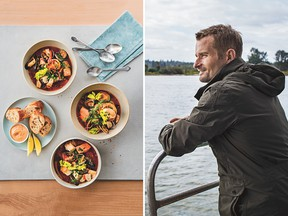 Ned Bell is the founder of Chefs for Oceans and executive chef for Ocean Wise.