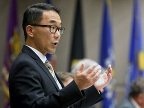 """""""Why not name everything?"""" Coun. Sean Chu asked last week. """"You want to put your name on the street? Well, if you pay enough you should be able to do it."""""""
