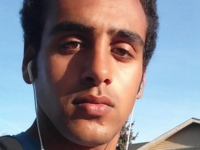 Police have charged Zaineddin Al Aalak with killing his own father and dumping the body at an Okotoks construction site.